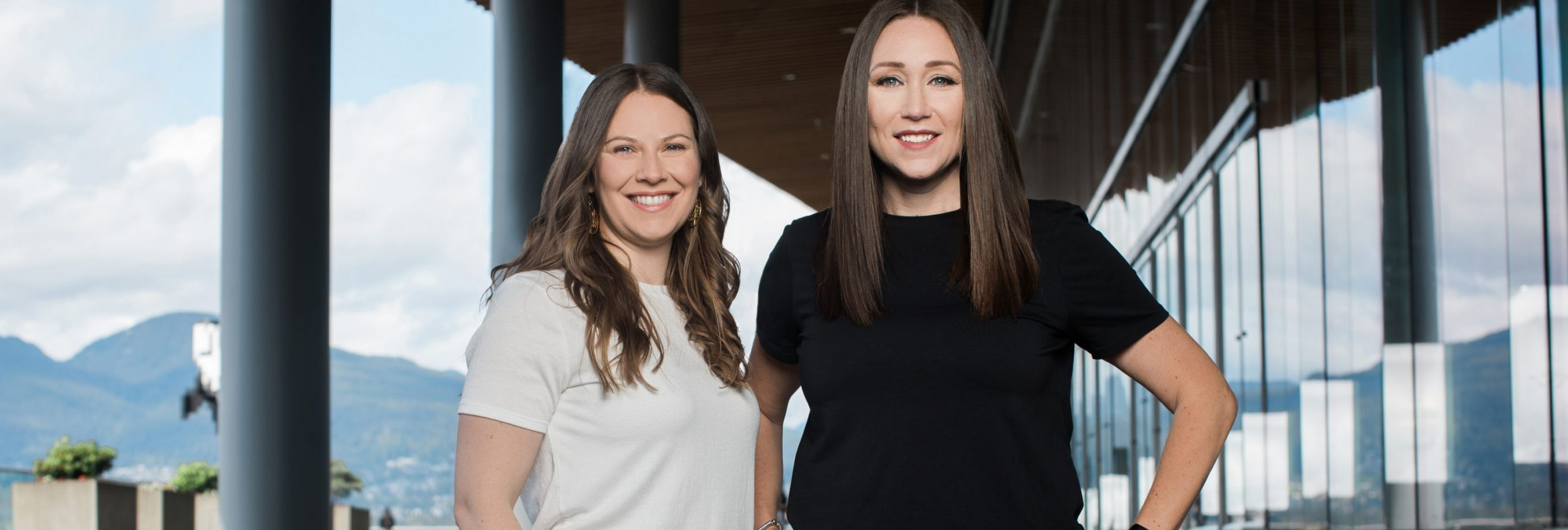 Vancouver's Top Recruiters - Genevieve and Margeaux